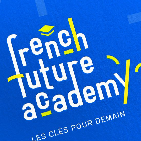 french future academy, logo