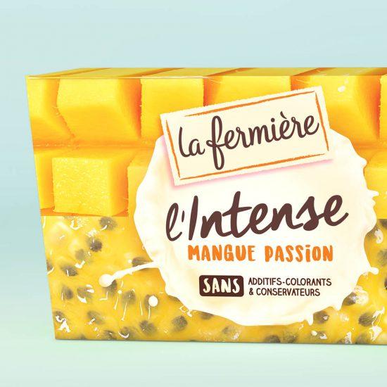 La Fermière l'Intense, projet de création d'une gamme de yaourts